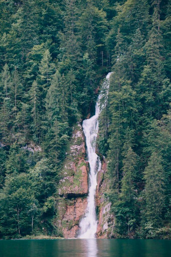 cascade de Röthbac