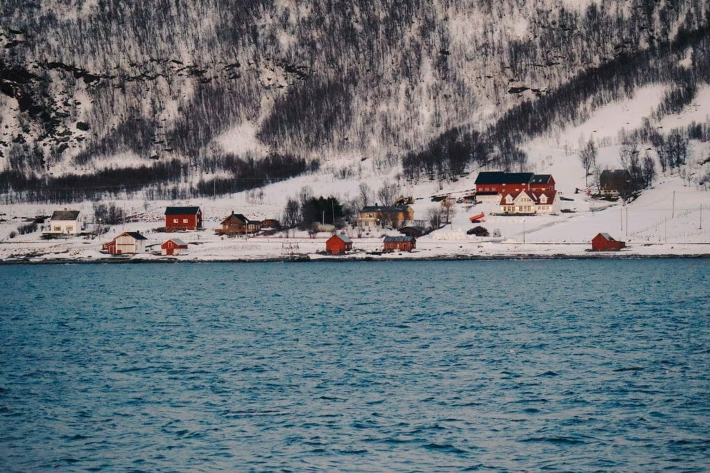 chalet norvège tromso