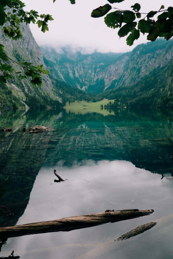 lac obersee allemagne
