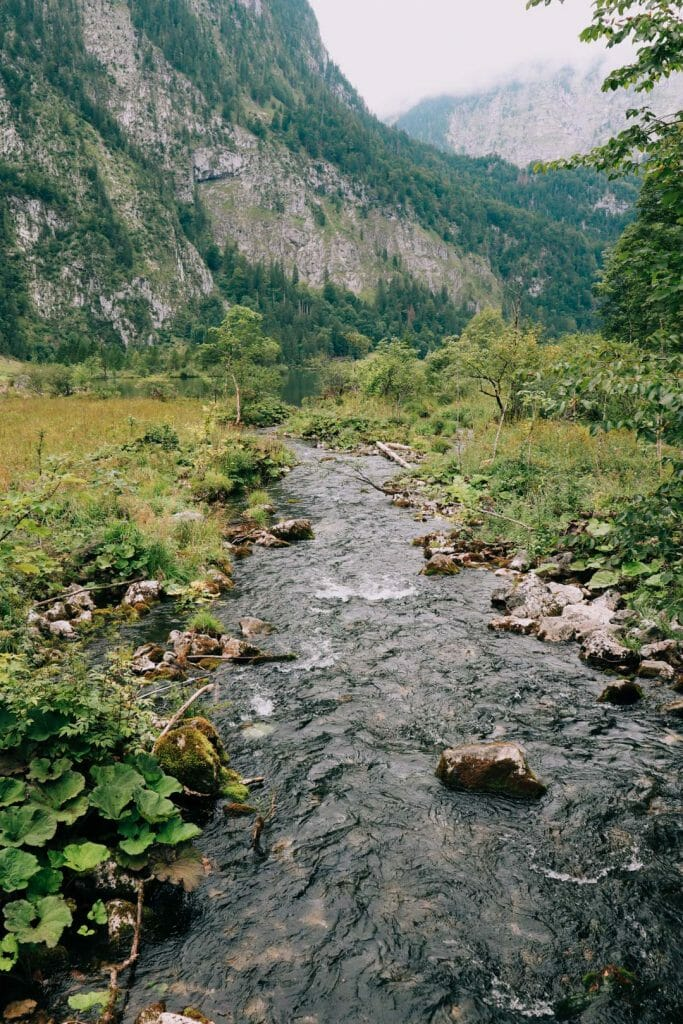 le Parc National de Berchtesgaden