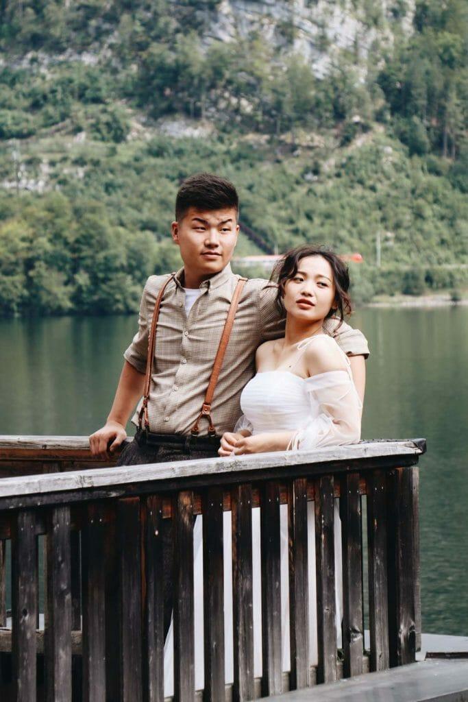mariage d'Hallstatt