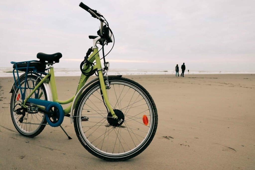 baie de somme a vélo