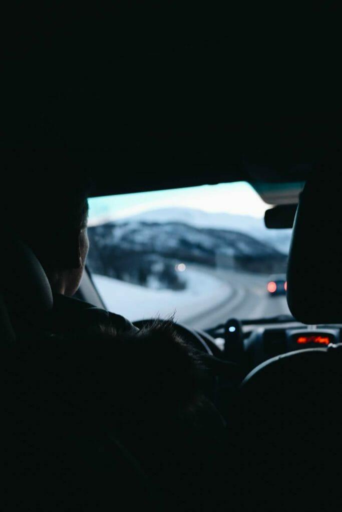 conduite hiver norvège