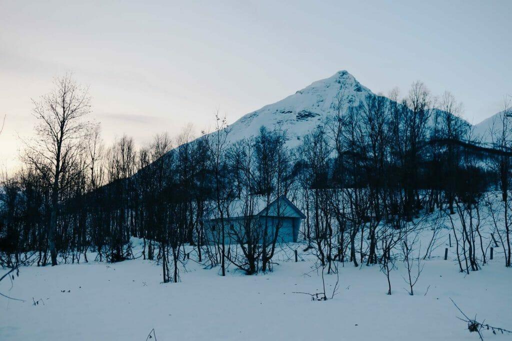 montagne norvège