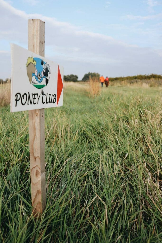 poney club baie de somme