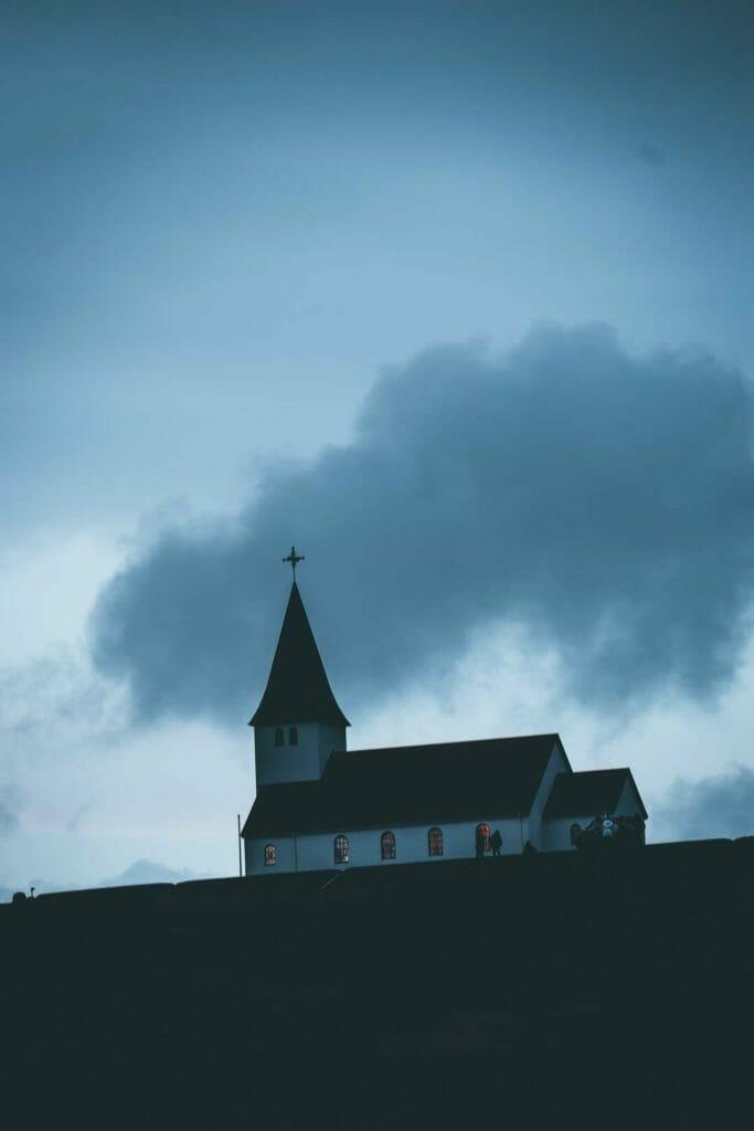 église de Vik