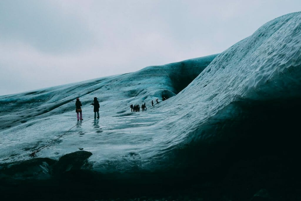 randonnée glacier Vatnajokull
