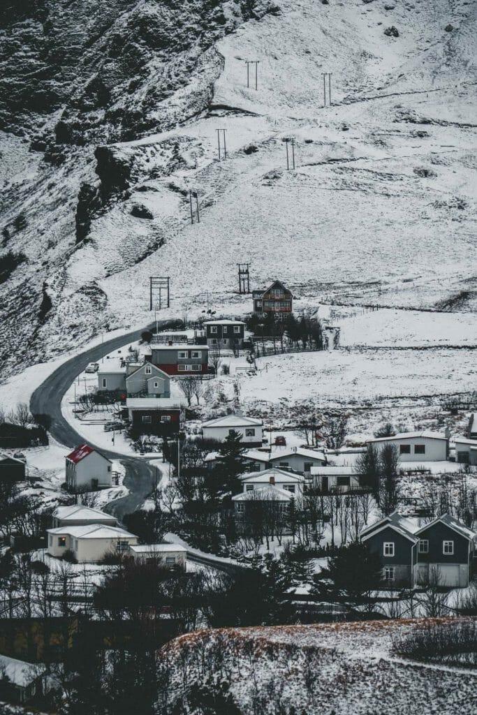 village de Vik
