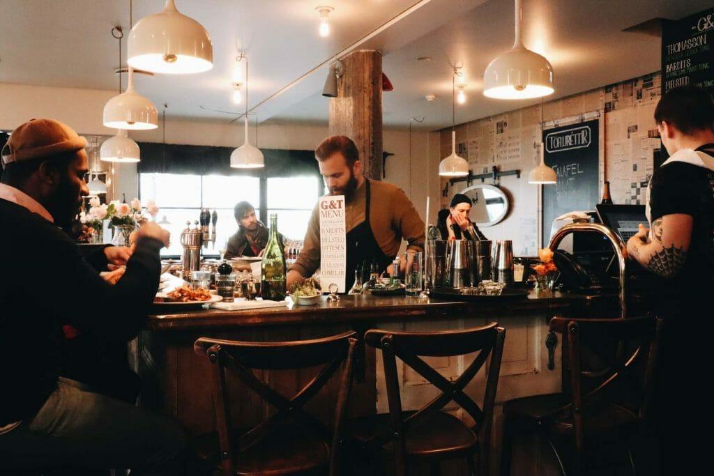 restaurant reykjavik en hiver