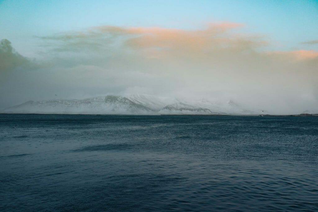 reykjavik fjord