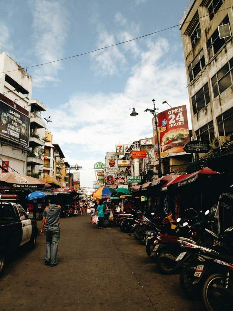 bangkok 2 jours