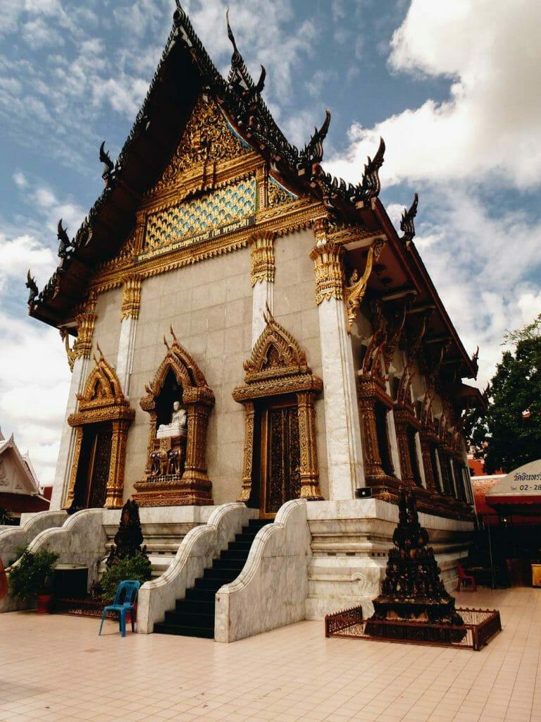2 jours a bangkok