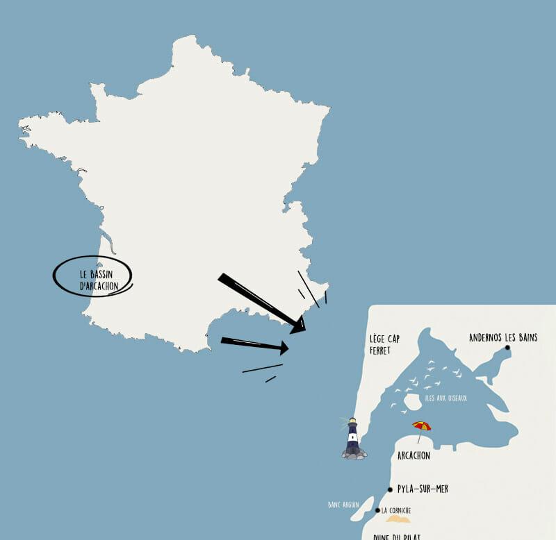 10 Choses A Faire Au Bassin D Arcachon Et Sur Le Cap Ferret Que Voir Et Que Faire