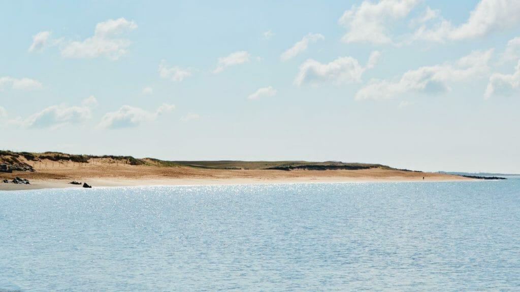 Dune quiberon grand site de france