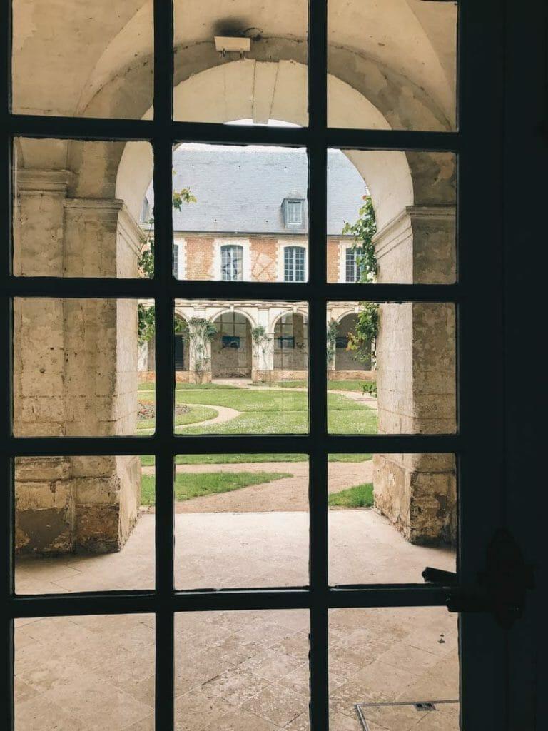 visiter abbaye valloires