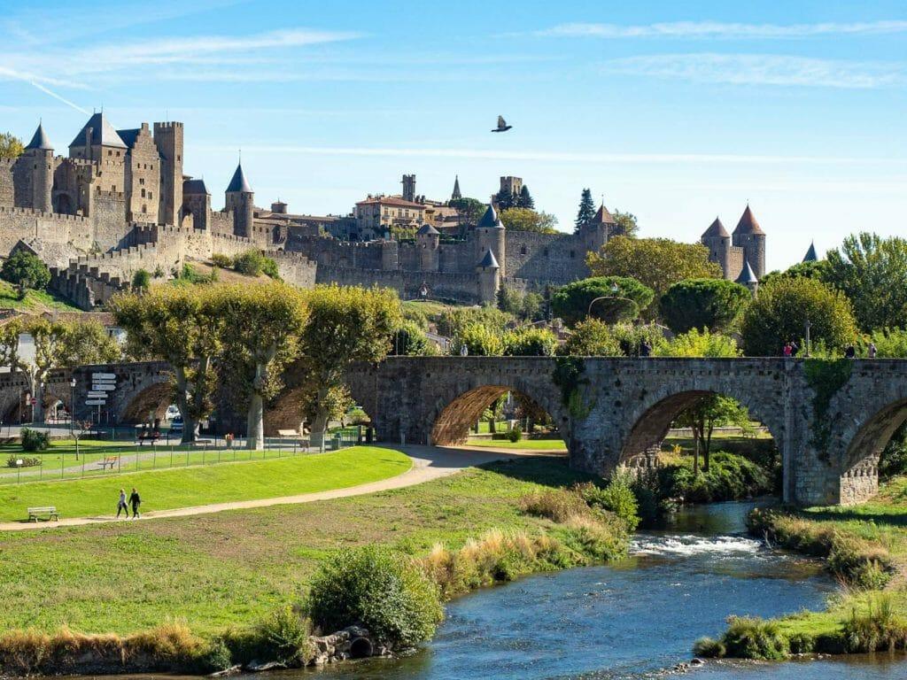 cité Carcassonne Grands sites de France