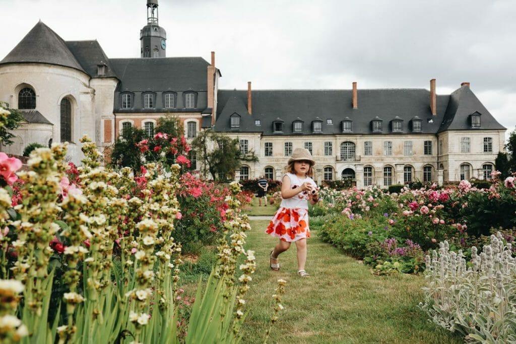 visiter jardins valloires et abbaye
