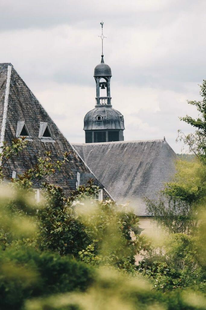 jardins valloires et son abbaye