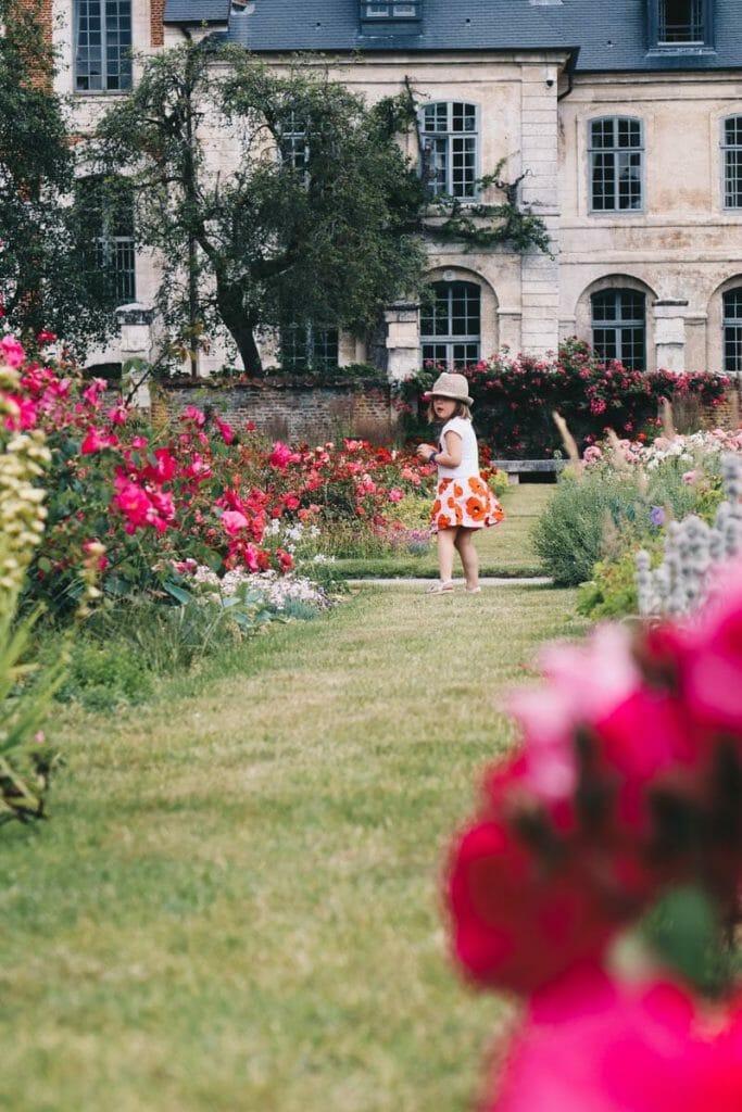 visiter jardins valloires