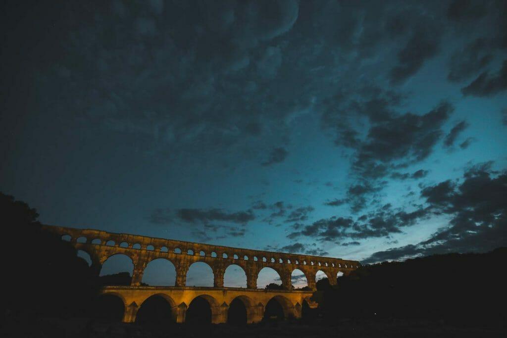 Pont du gard Grands sites de France