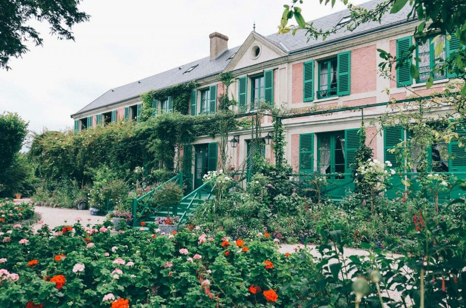 visiter giverny