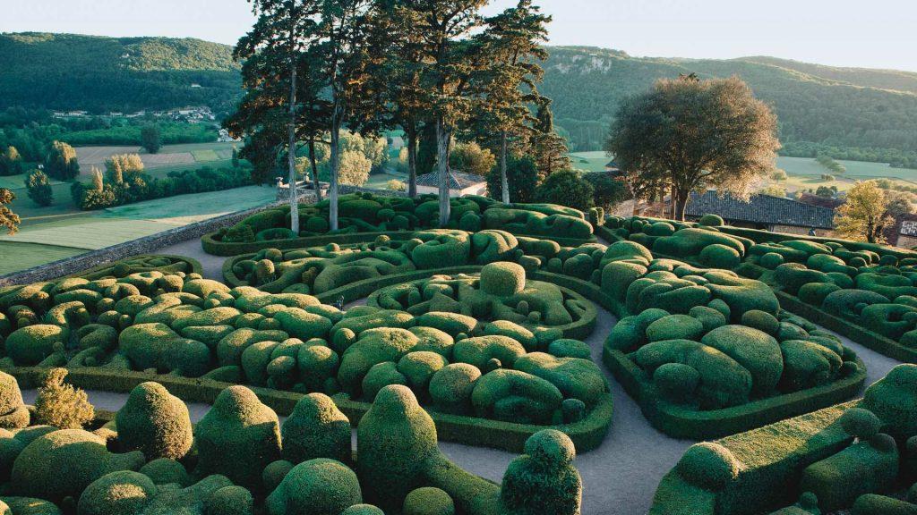 visiter jardin marqueyssac
