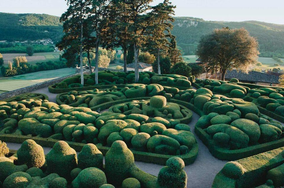 Visiter les Jardins de Marqueyssac, un belvédère en Dordogne