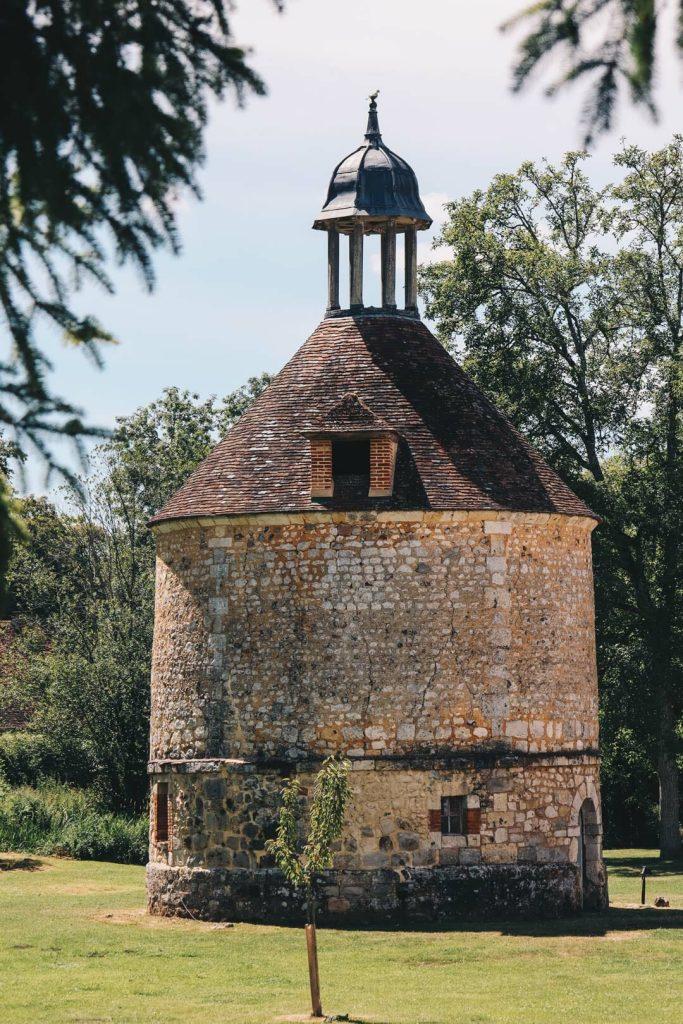 visiter Abbaye de Mortemer