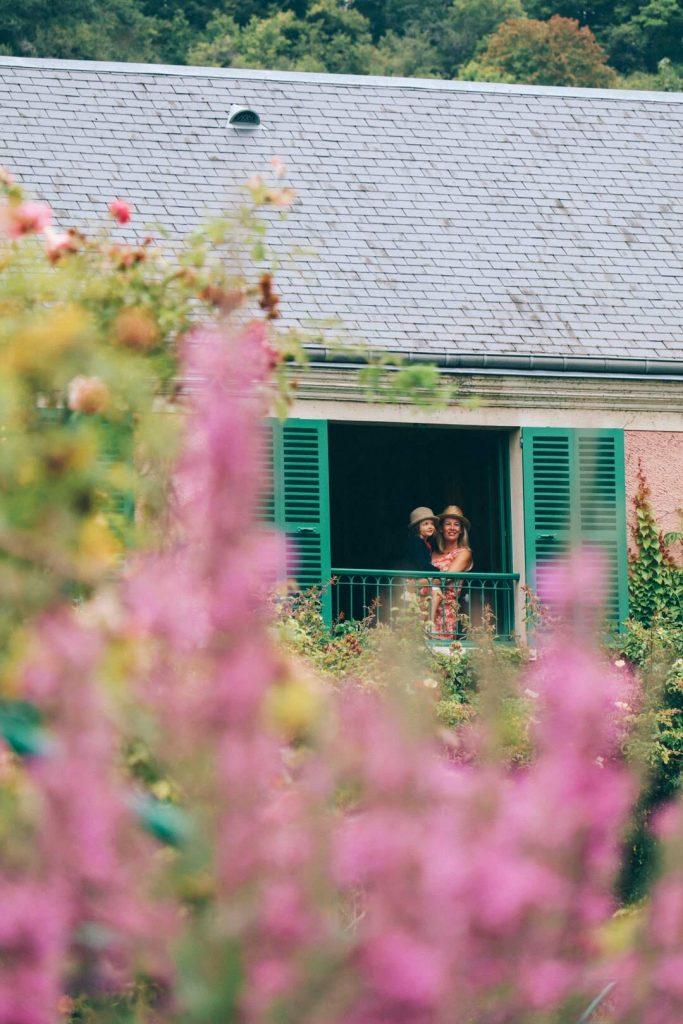 visiter maison Claude Monet
