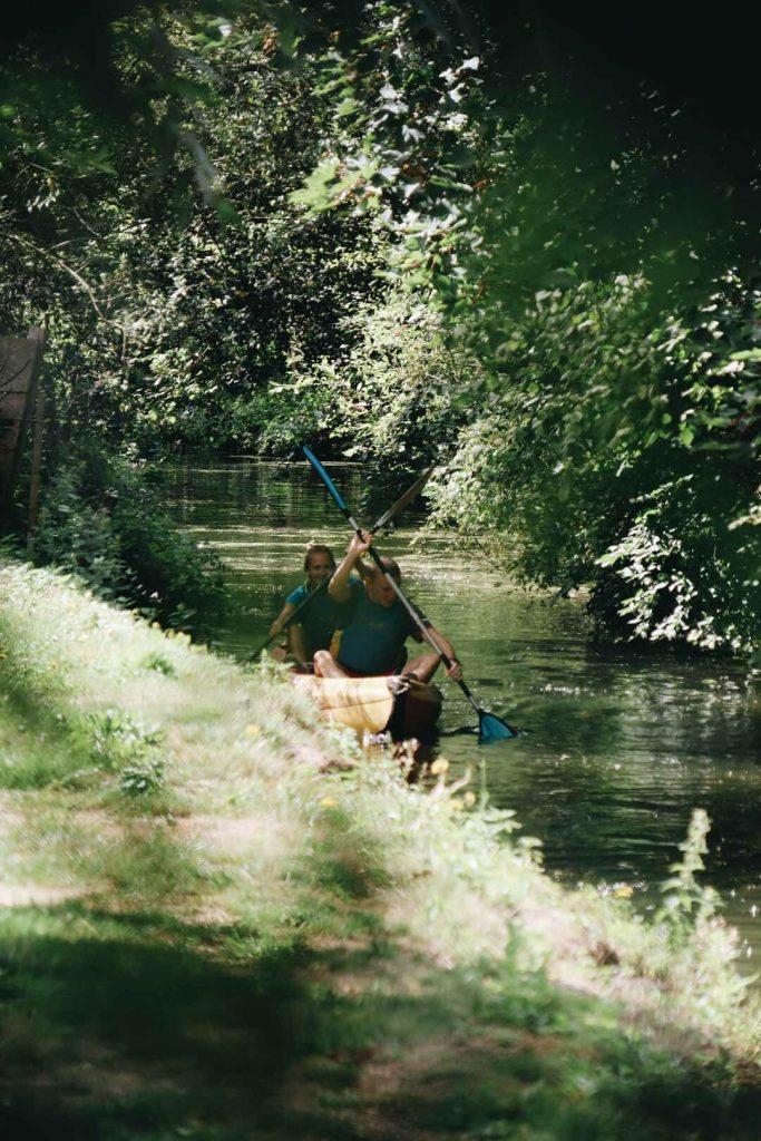 visiter les hortillonnages en kayak