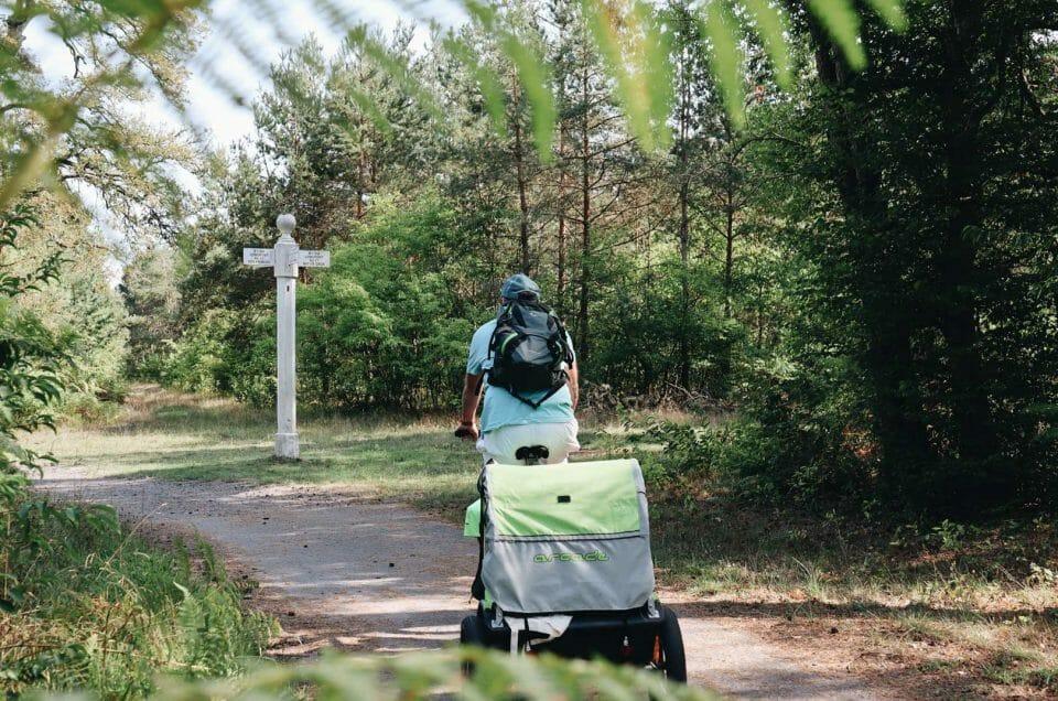 Un week end à vélo dans la Forêt de Compiègne