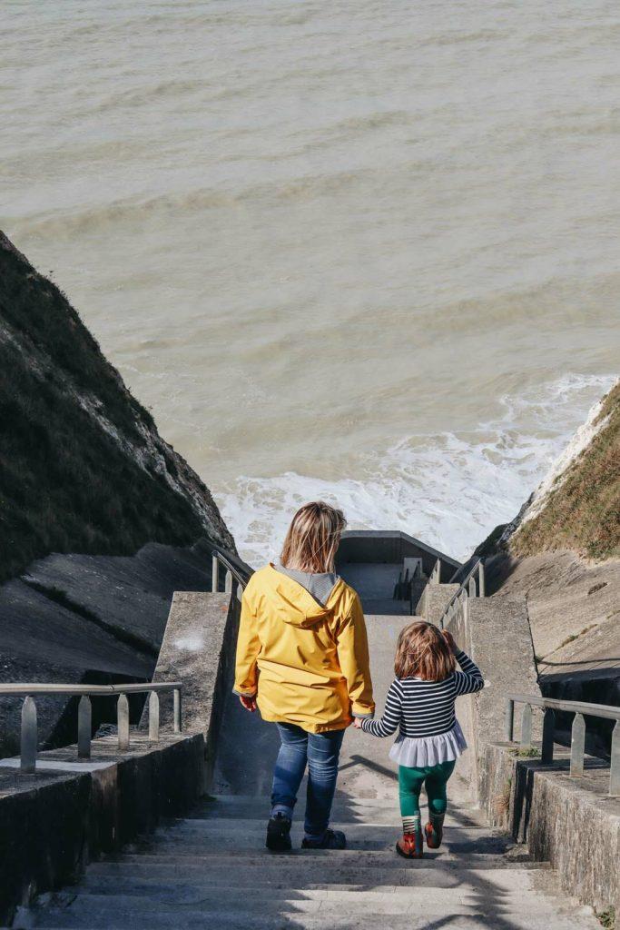 escalier sotteville sur mer