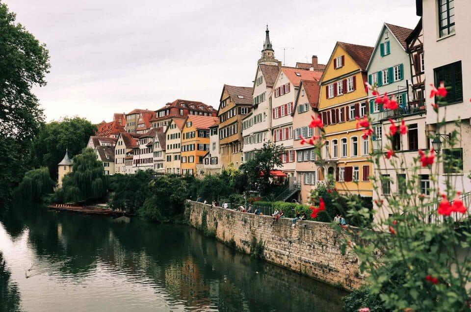Visiter Tübingen dans les environs de Stuttgart