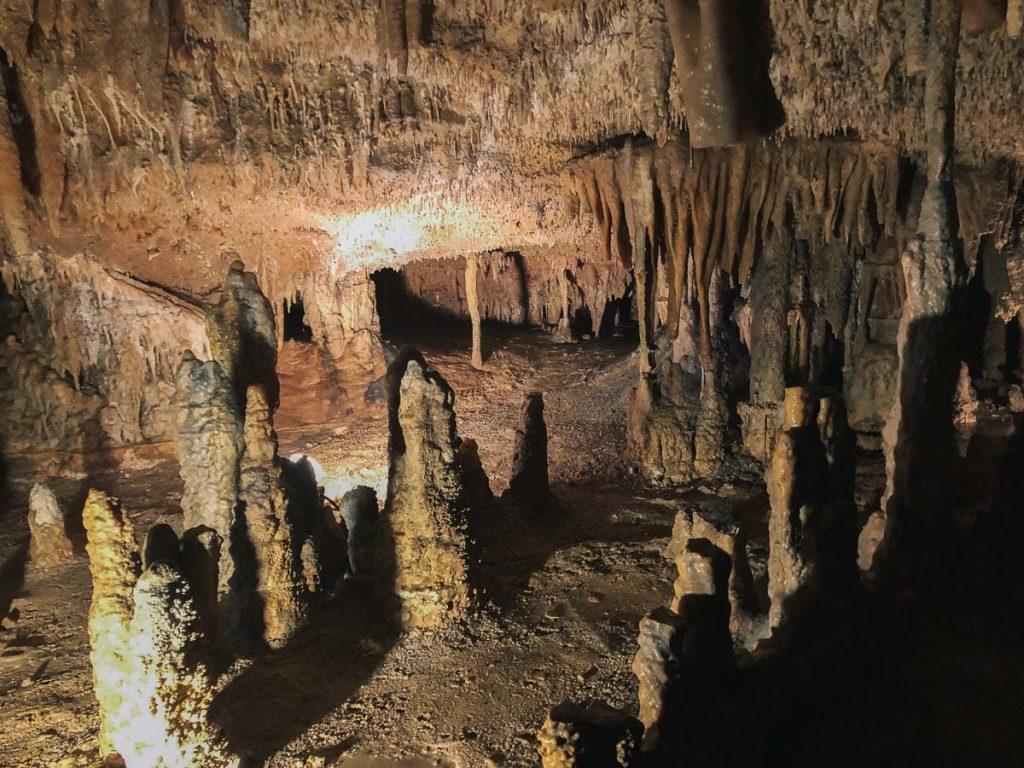 visiter grotte domme