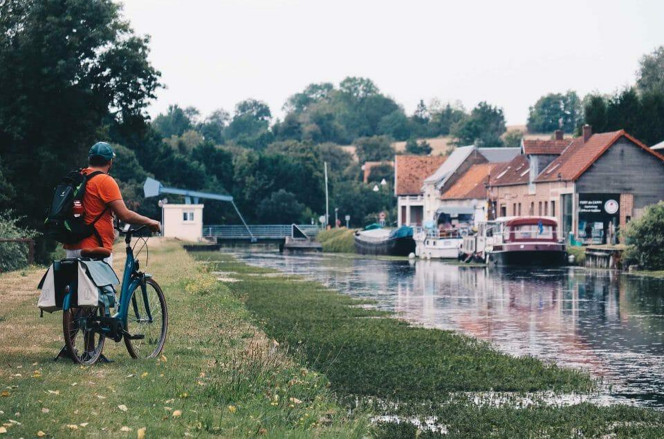 La véloroute de la Vallée de la Somme : de Ham à la Baie de Somme