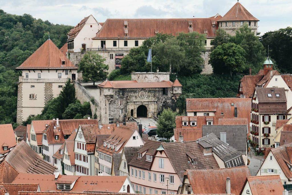 visiter tübingen chateau