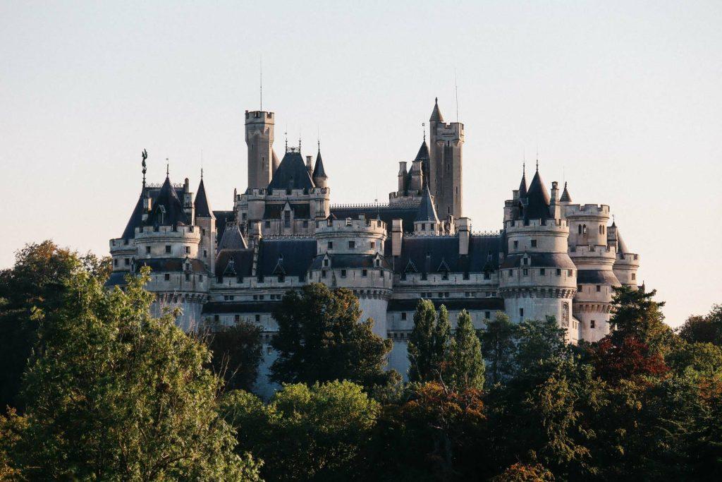 visiter le chateau pierrefonds