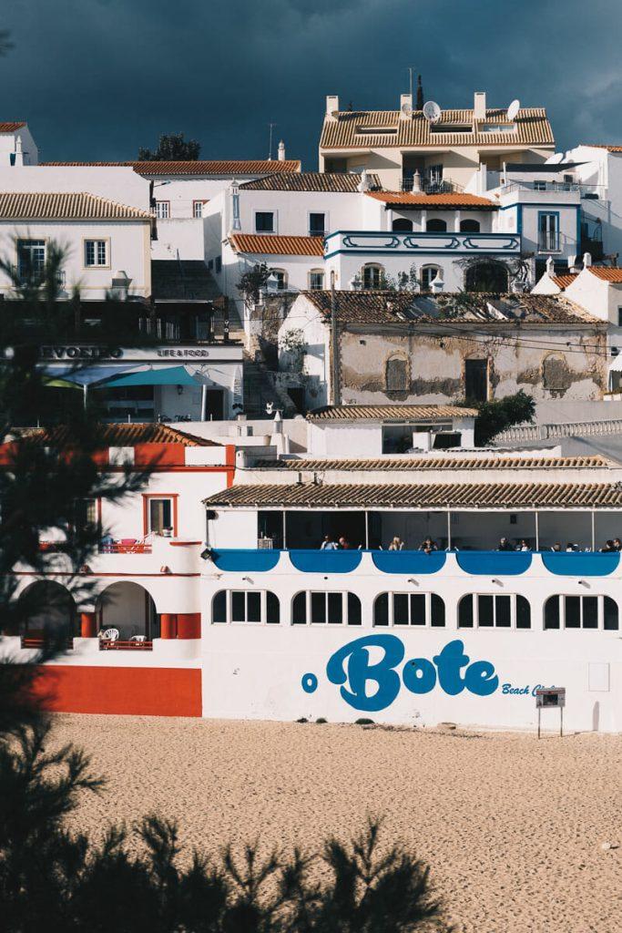Portugal visiter l'Algarve