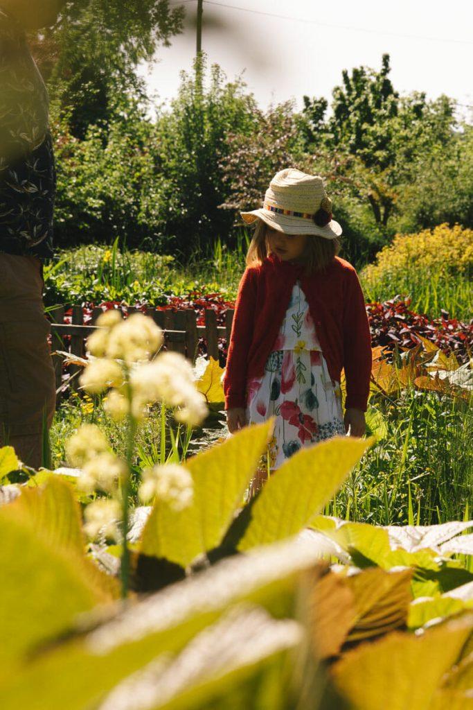 visiter gerberoy jardin de l'oise