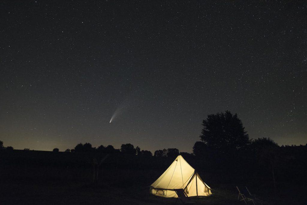 astronomie chapelle aux lys