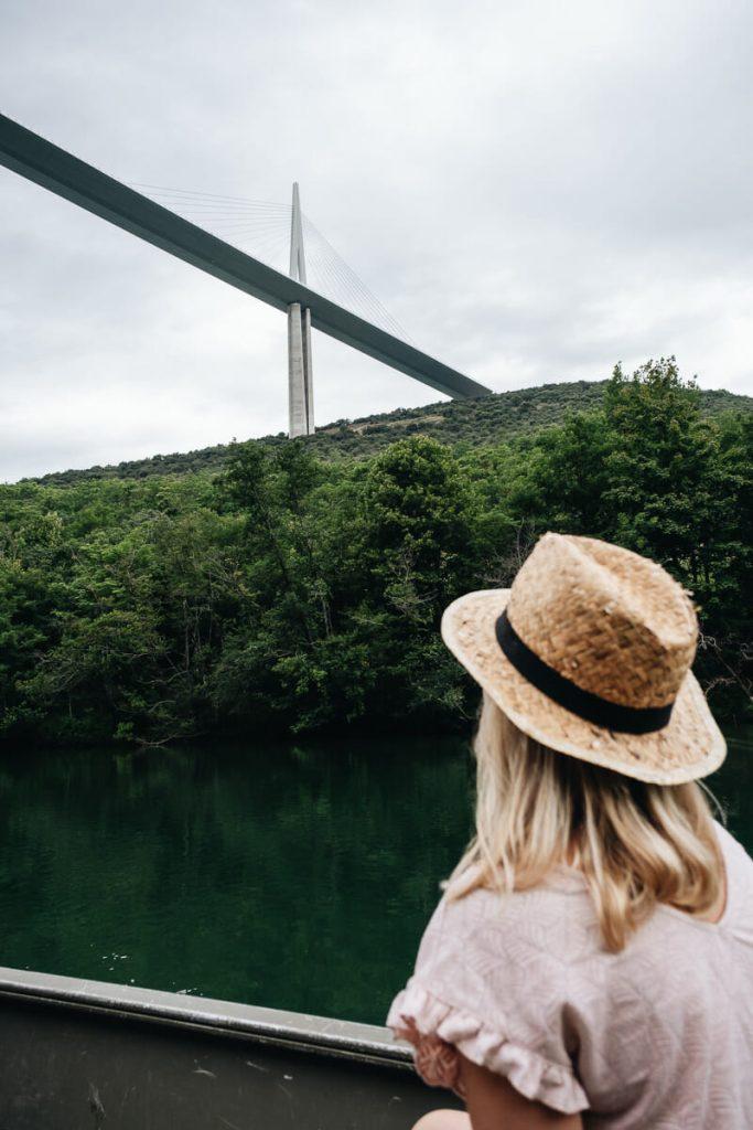 Bateliers du viaduc de Millau