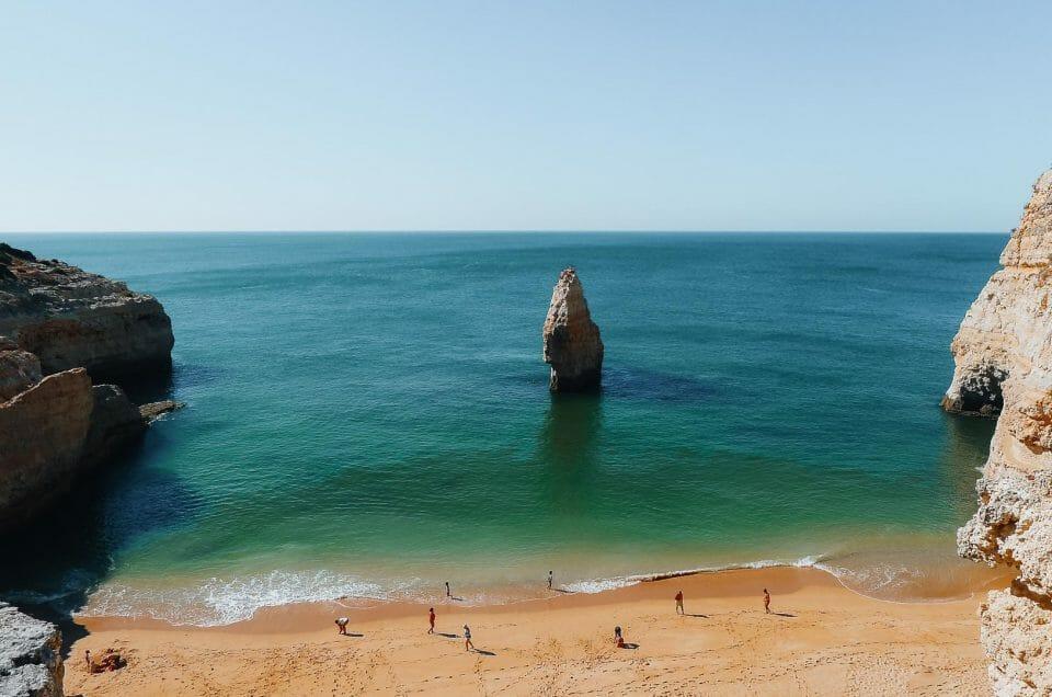 Les plages de l'Algarve