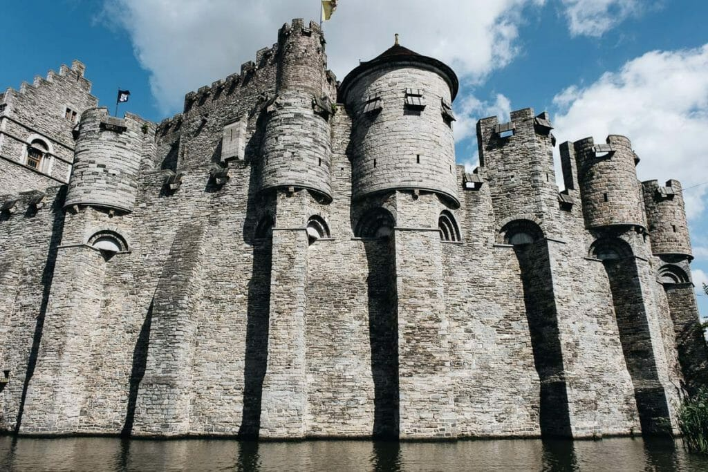 visiter gand chateau