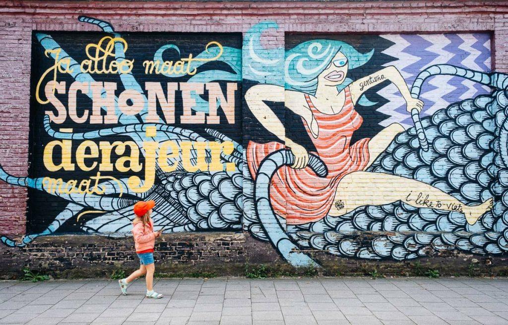 visiter gand street art