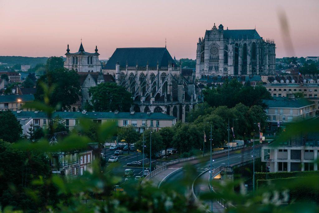 visiter beauvais cathédrale
